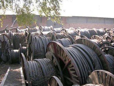 华东线缆回收