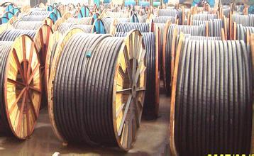交联电力电缆回收