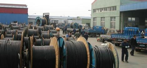 船用通信电缆回收